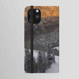 Telluride Colorado iPhone Wallet Case