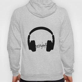 Headphones Hoody