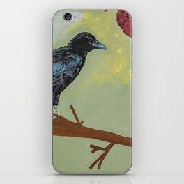 Love carrier iPhone Skin
