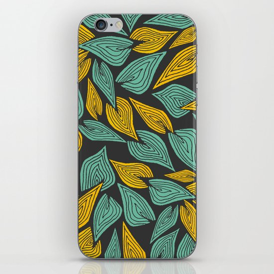Autumn Wind iPhone & iPod Skin