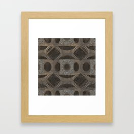 The firsthands Framed Art Print