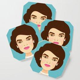 Jackie Onassis Coaster
