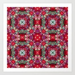 Kaleidoscope 2 Art Print