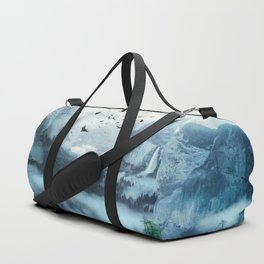 Mountain Morning 3 Duffle Bag