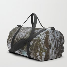 A Quiet Place - Pacific Northwest Nature Photography Duffle Bag