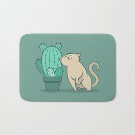 Catcus Bath Mat