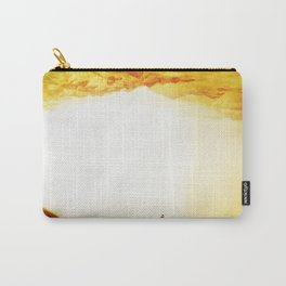 Gold Greed Carry-All Pouch