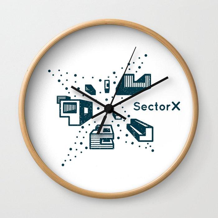 Sector X (Star Fox 64) Wall Clock