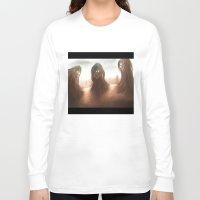 nightmare Long Sleeve T-shirts featuring Nightmare by Teodor Borisov