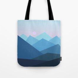 Landscape NC 01 Tote Bag