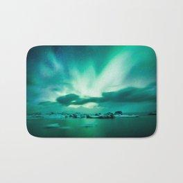 Aurora Borealis. Bath Mat