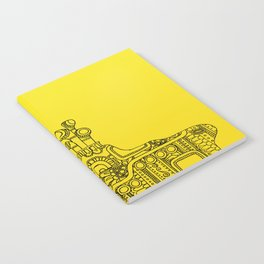 Yellow Submarine Solo Notebook