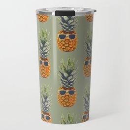 Pineapple aka Agent Ananas Travel Mug