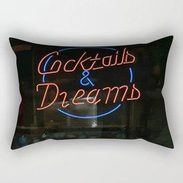 COCKTAILS & DREAMS Rectangular Pillow