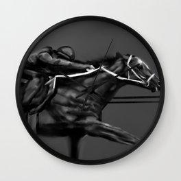 The Horse God Built Wall Clock