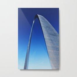 Gateway Arch No. 1 Metal Print