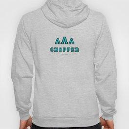 Triple-A Shopper – mint Hoody