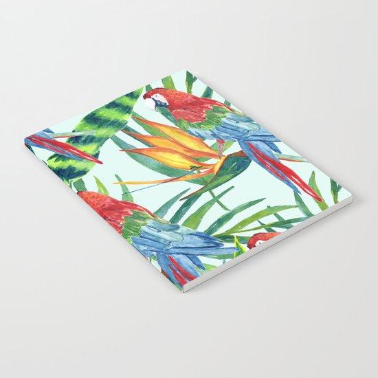 Tropical Summer #5 Notebook