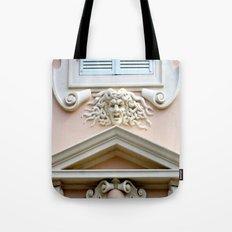 Monaco Facade Tote Bag