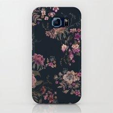 Japanese Boho Floral Slim Case Galaxy S8