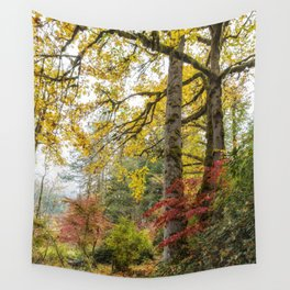 Rival Colors Wall Tapestry