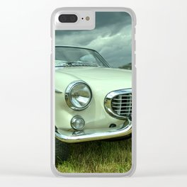 Volvo P1800 Coupe Clear iPhone Case