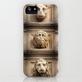 Faces iPhone Case