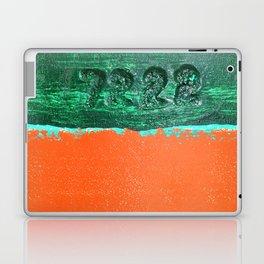 Buoy #7222 Laptop & iPad Skin