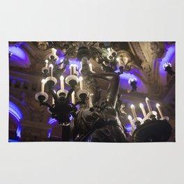 Albert-Ernest Carrier-Belleuse: flares at the Opéra Garnier Rug