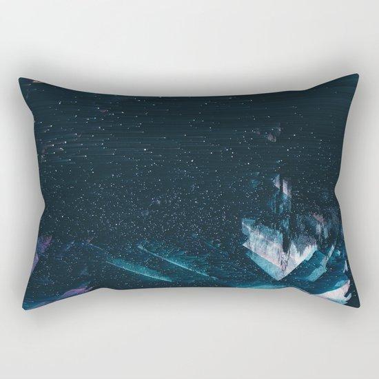 Hiders Rectangular Pillow