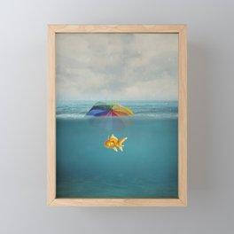 Singin' in the Rain Framed Mini Art Print