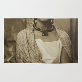 Frida Kahlo Vintage Rug
