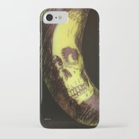 evil dead iPhone & iPod Cases featuring Evil Dead 2 - Banana by Stephan Brusche