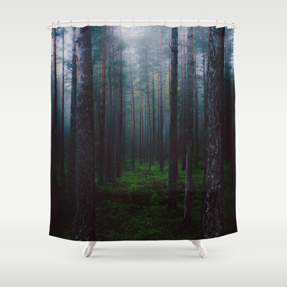 I Will Make You Sleep Shower Curtain by Happymelvin CTN2259927