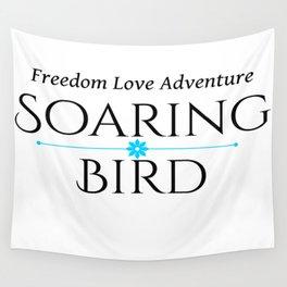 Soaring Bird Wall Tapestry