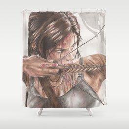 Adventure Found Me Shower Curtain