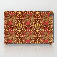 gryffindor iPad Cases featuring Gryffindor by Cryptovolans
