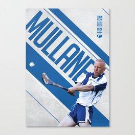 GAA Posters – John Mullane Canvas Print