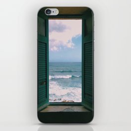 Atlantic Morning iPhone Skin