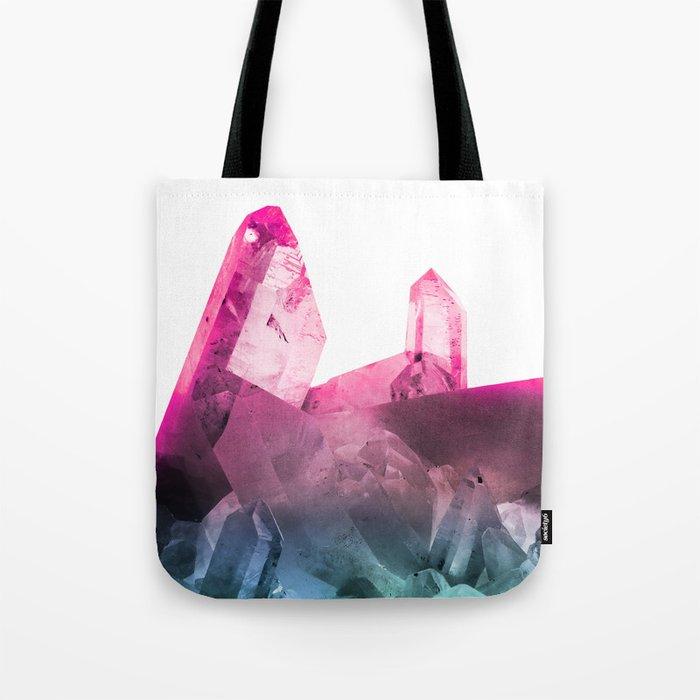 Rainbow Gems Tote Bag