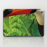 brasil iPad Cases featuring Brasil Tropical by watermelon