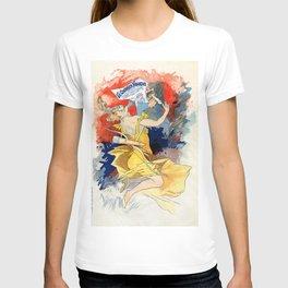 Le courrier français 1891 T-shirt