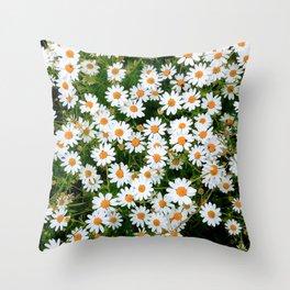 Flower Photography by Bea Dm harris Throw Pillow