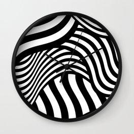 Razzle Dazzle II Wall Clock