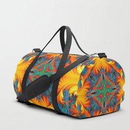 Mandala #8 Duffle Bag