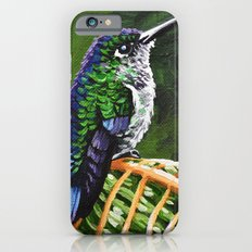 Many Spotted Hummingbird iPhone 6s Slim Case