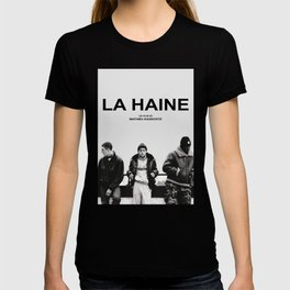La Haine Poster Film Movie Classic T-shirt