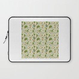 Hiking Patterns | Wanderlust Camping Nature Laptop Sleeve