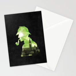 The Cursed Treasure Stationery Cards