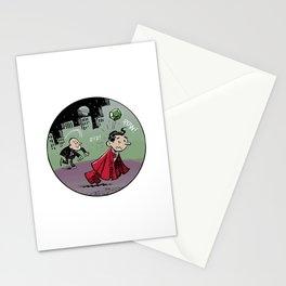 Krazy Kal Stationery Cards